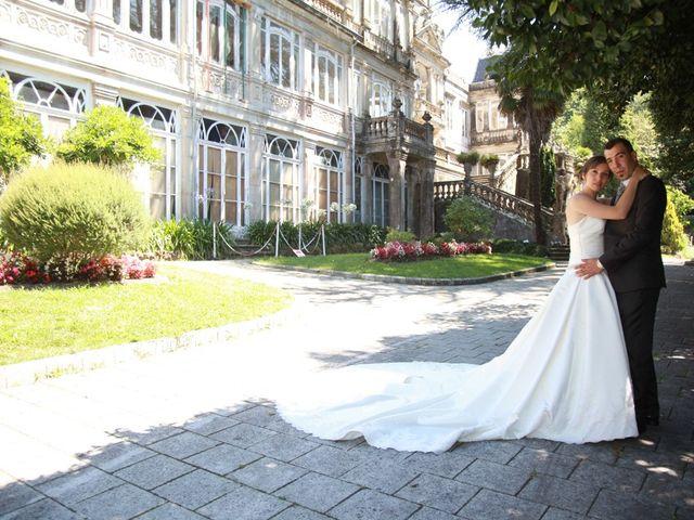 La boda de Lino y Vanesa en Fornelos De Montes, Pontevedra 1