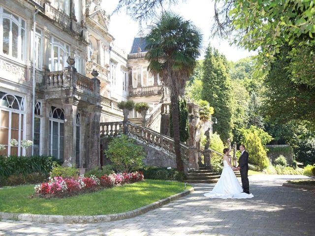 La boda de Lino y Vanesa en Fornelos De Montes, Pontevedra 10