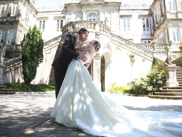 La boda de Lino y Vanesa en Fornelos De Montes, Pontevedra 11