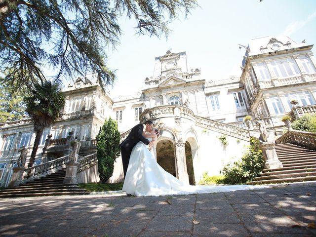 La boda de Lino y Vanesa en Fornelos De Montes, Pontevedra 12