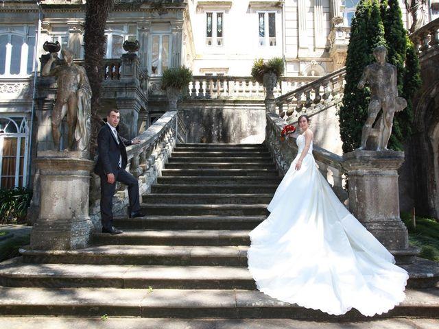La boda de Lino y Vanesa en Fornelos De Montes, Pontevedra 13
