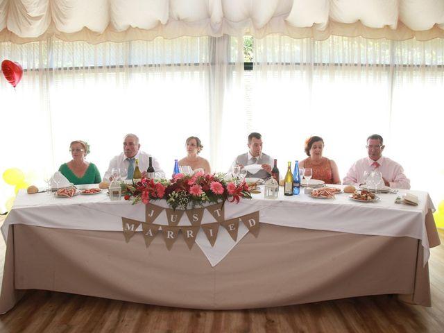 La boda de Lino y Vanesa en Fornelos De Montes, Pontevedra 15