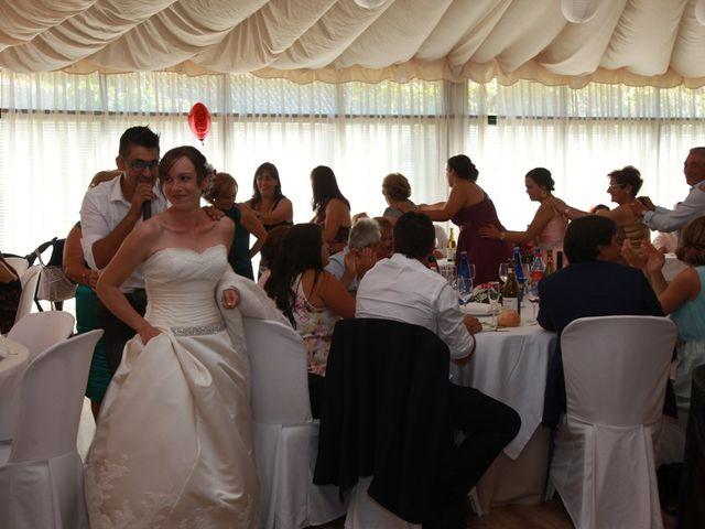 La boda de Lino y Vanesa en Fornelos De Montes, Pontevedra 16