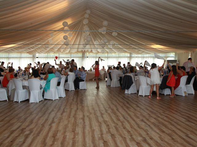 La boda de Lino y Vanesa en Fornelos De Montes, Pontevedra 17