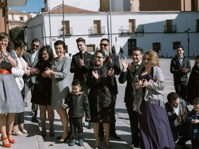 La boda de Daniel y Miriam en Illescas, Toledo 45