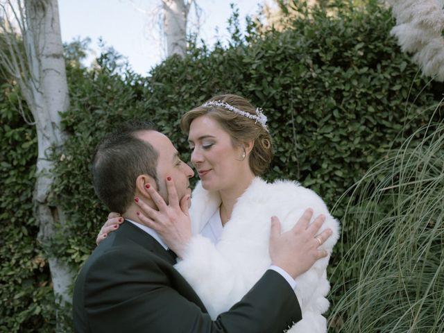 La boda de Daniel y Miriam en Illescas, Toledo 1