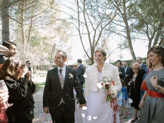 La boda de Daniel y Miriam en Illescas, Toledo 53