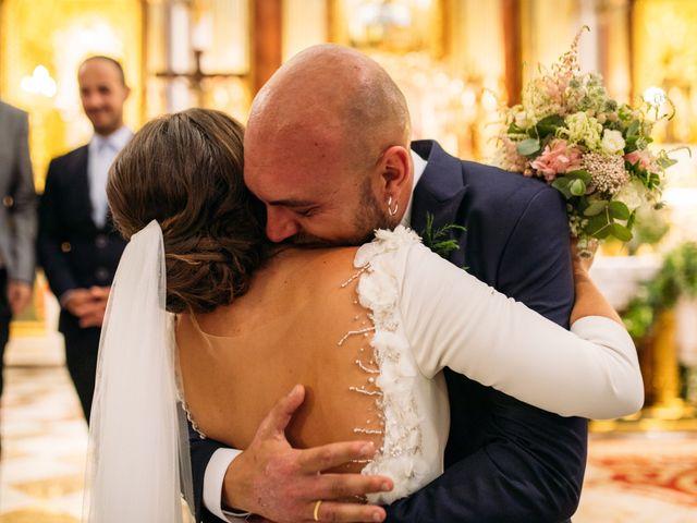 La boda de David y Carmen  en Almoradí, Alicante 1