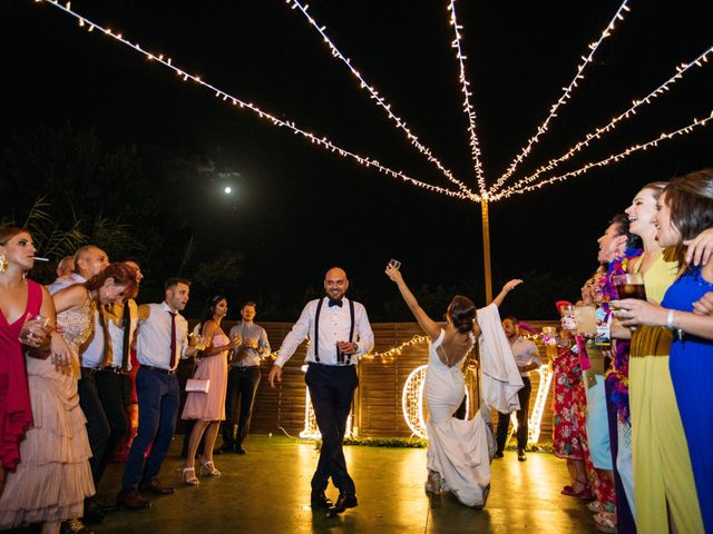 La boda de David y Carmen  en Almoradí, Alicante 9