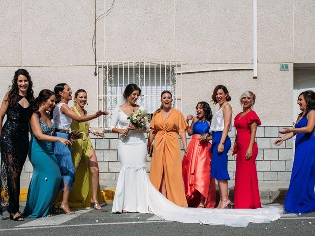 La boda de David y Carmen  en Almoradí, Alicante 11