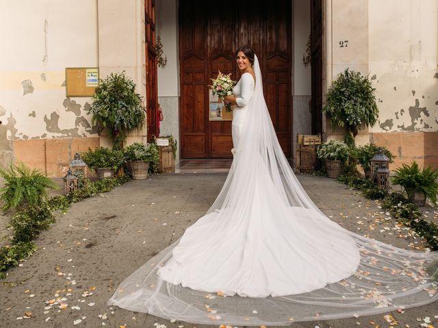 La boda de David y Carmen  en Almoradí, Alicante 14