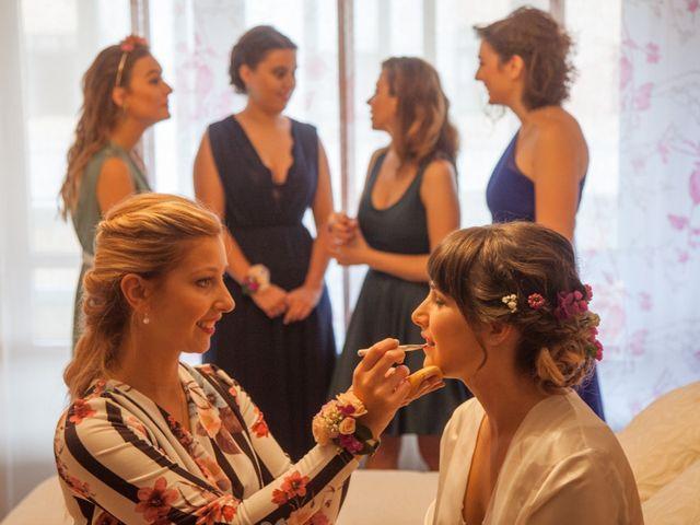 La boda de David y Diana en Alfoz (Alfoz), Lugo 1