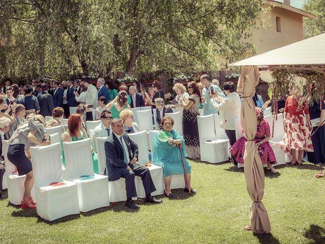 La boda de Alex y Tamara en Laguardia, Álava 11