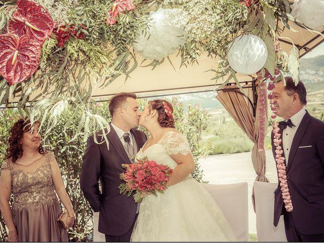 La boda de Alex y Tamara en Laguardia, Álava 13