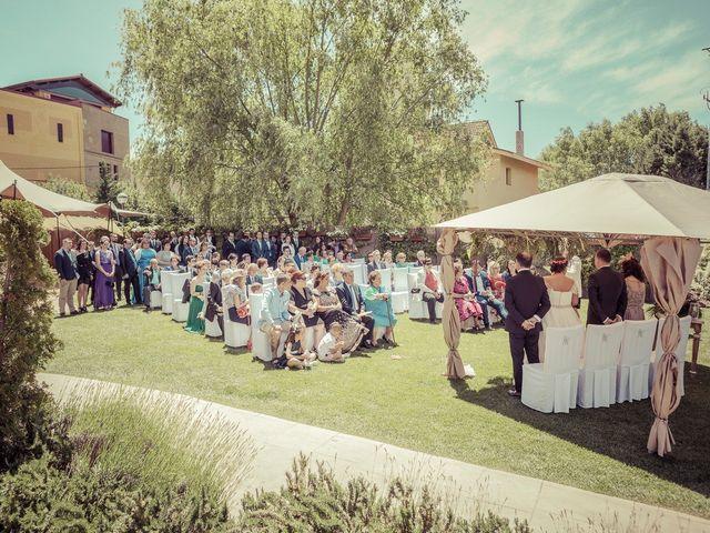 La boda de Alex y Tamara en Laguardia, Álava 15
