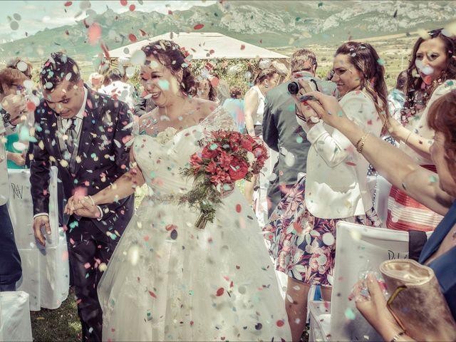 La boda de Alex y Tamara en Laguardia, Álava 16