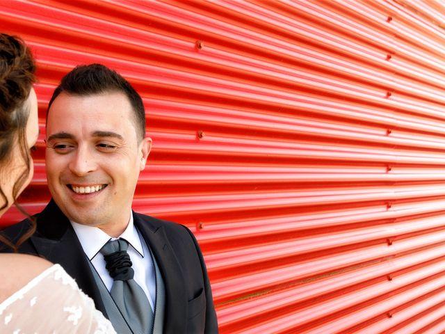 La boda de Alex y Tamara en Labastida, Álava 1