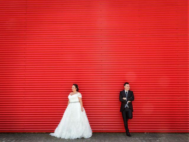 La boda de Alex y Tamara en Laguardia, Álava 17