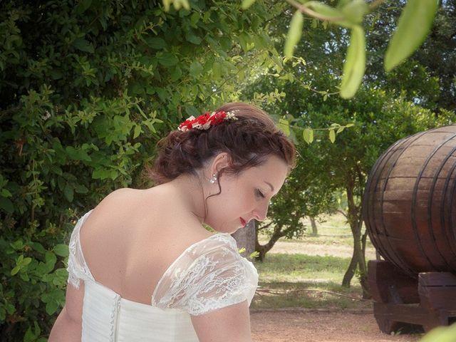 La boda de Alex y Tamara en Laguardia, Álava 22
