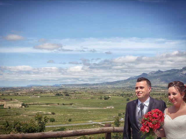 La boda de Alex y Tamara en Laguardia, Álava 24