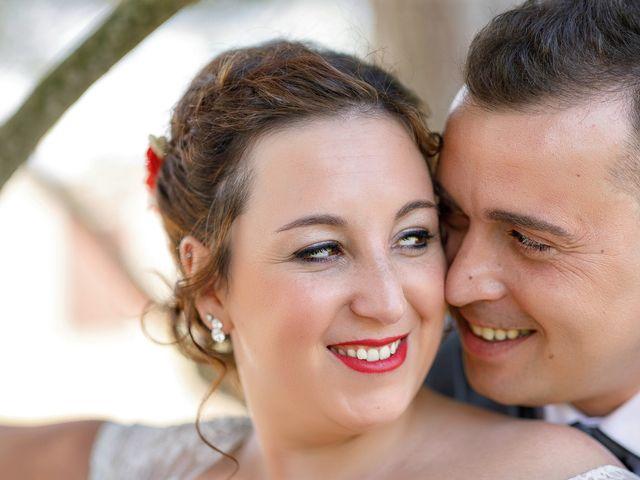 La boda de Alex y Tamara en Labastida, Álava 2