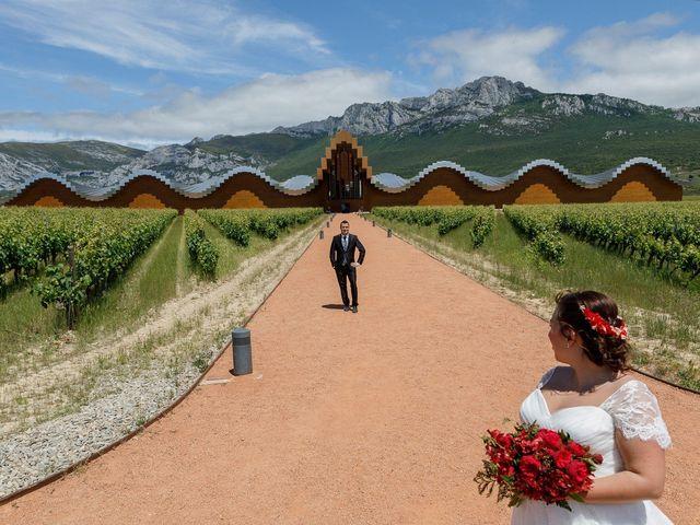 La boda de Alex y Tamara en Laguardia, Álava 28