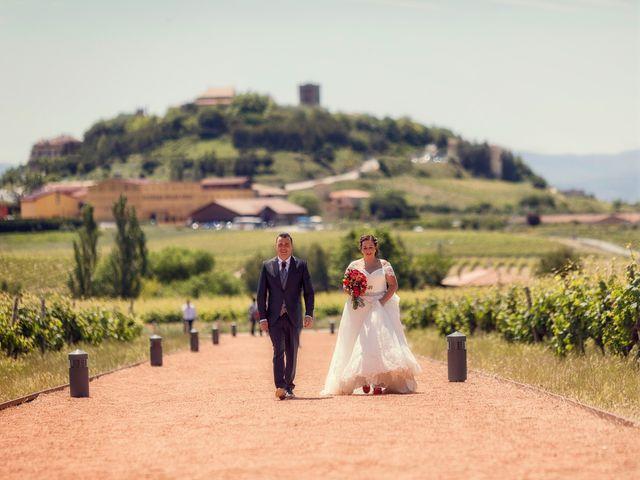 La boda de Alex y Tamara en Laguardia, Álava 29