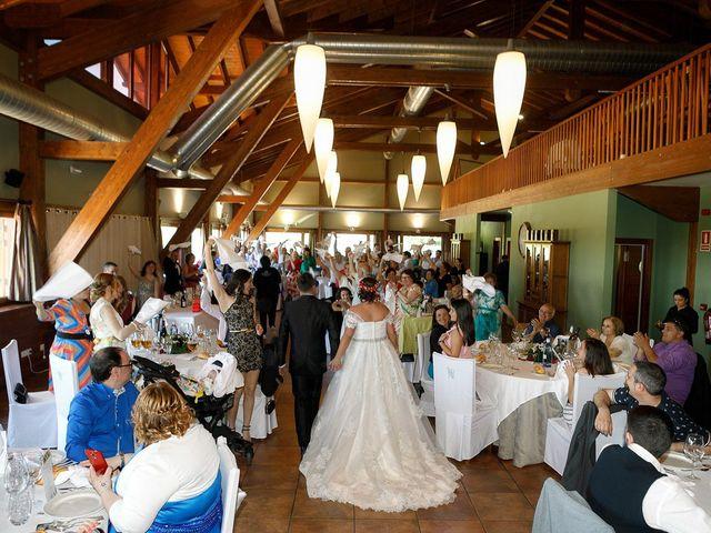 La boda de Alex y Tamara en Laguardia, Álava 32