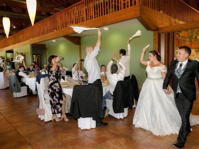 La boda de Alex y Tamara en Laguardia, Álava 33