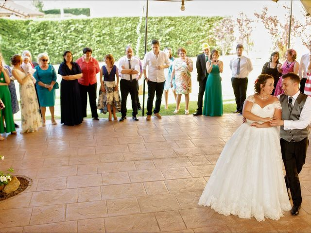 La boda de Alex y Tamara en Laguardia, Álava 36