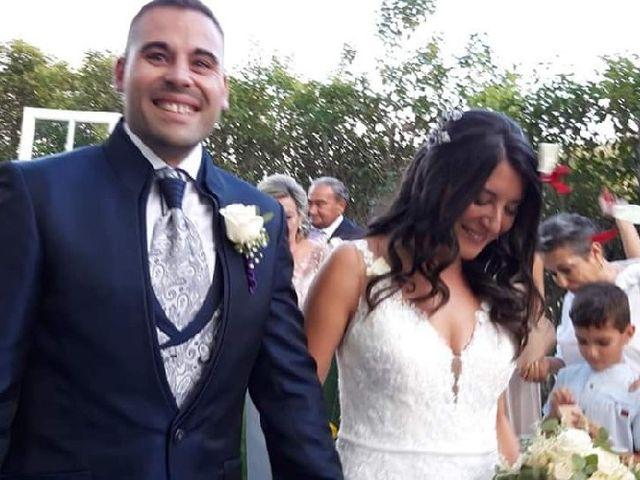 La boda de Daniel  y Nuria  en El Molar, Madrid 2