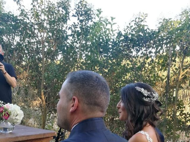 La boda de Daniel  y Nuria  en El Molar, Madrid 1