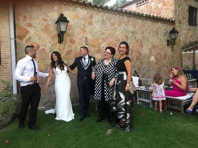 La boda de Daniel  y Nuria  en El Molar, Madrid 7