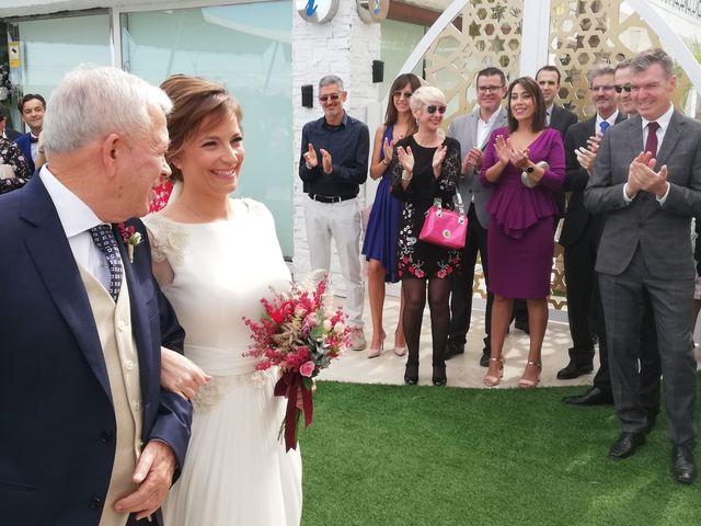 La boda de Hector  y Maria Jose en Murcia, Murcia 1
