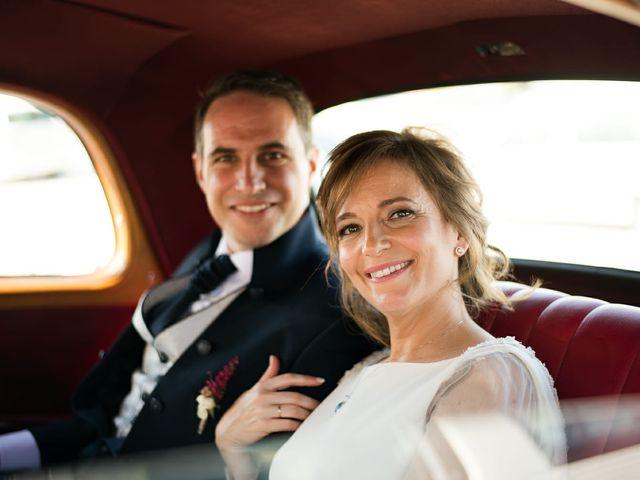 La boda de Hector  y Maria Jose en Murcia, Murcia 3