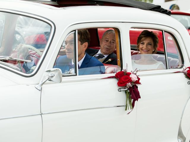 La boda de Hector  y Maria Jose en Murcia, Murcia 7