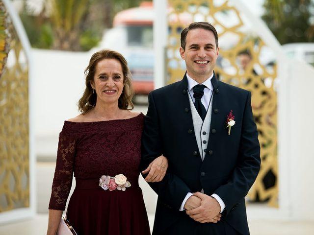 La boda de Hector  y Maria Jose en Murcia, Murcia 8