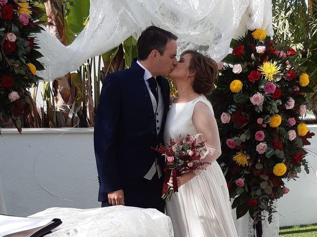 La boda de Hector  y Maria Jose en Murcia, Murcia 14