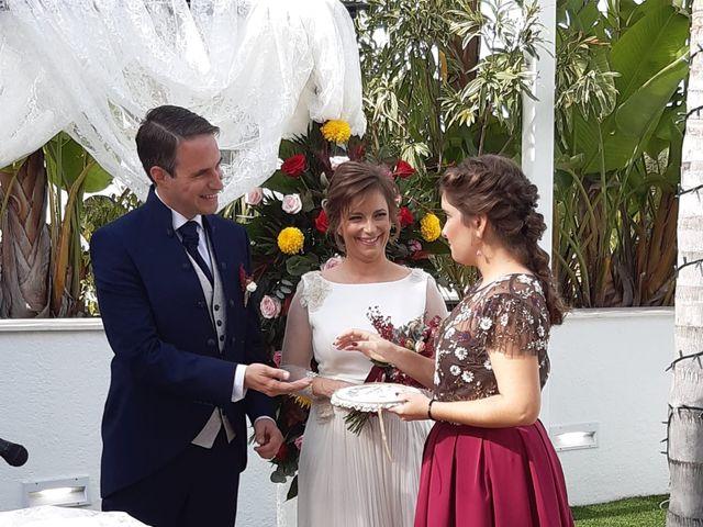 La boda de Hector  y Maria Jose en Murcia, Murcia 15