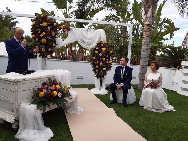 La boda de Hector  y Maria Jose en Murcia, Murcia 16