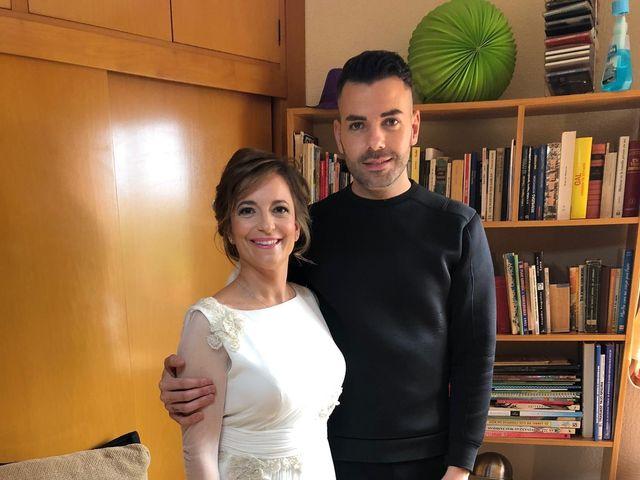 La boda de Hector  y Maria Jose en Murcia, Murcia 21