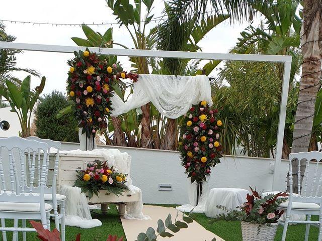 La boda de Hector  y Maria Jose en Murcia, Murcia 25