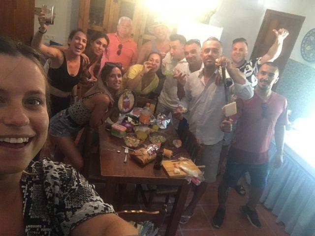 La boda de Ramón  y Jesica  en Alhama De Granada, Granada 7