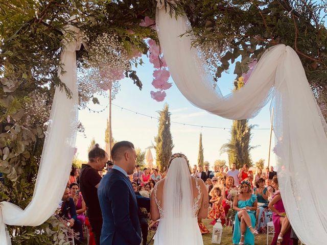 La boda de Ramón  y Jesica  en Alhama De Granada, Granada 11