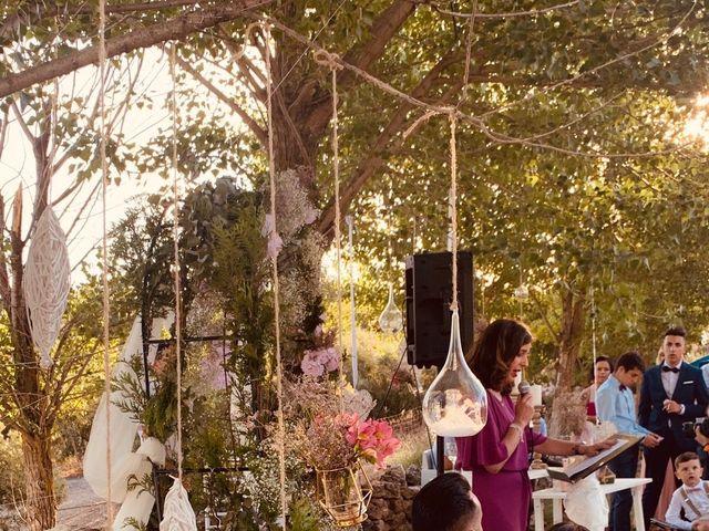 La boda de Ramón  y Jesica  en Alhama De Granada, Granada 12