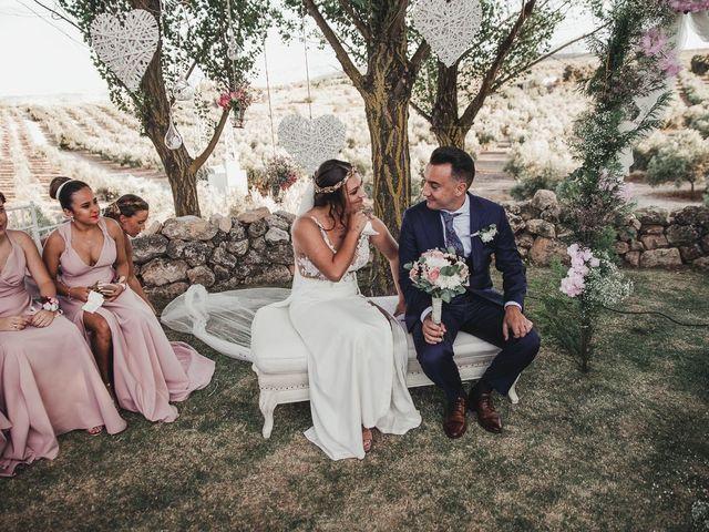 La boda de Ramón  y Jesica  en Alhama De Granada, Granada 1