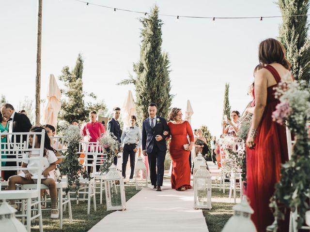 La boda de Ramón  y Jesica  en Alhama De Granada, Granada 13