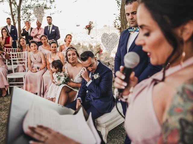 La boda de Ramón  y Jesica  en Alhama De Granada, Granada 14