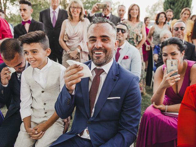 La boda de Ramón  y Jesica  en Alhama De Granada, Granada 21