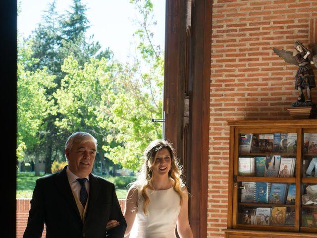 La boda de Paco y Lucia en Madrid, Madrid 20
